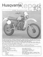 husqvarna motorcycle club 1985 Husqvarna WR Dirt Bikes 81 82 430 wr wiring diagrams starting an old husky and things to correct putting lights on an old husky smith and howerton vintage photos