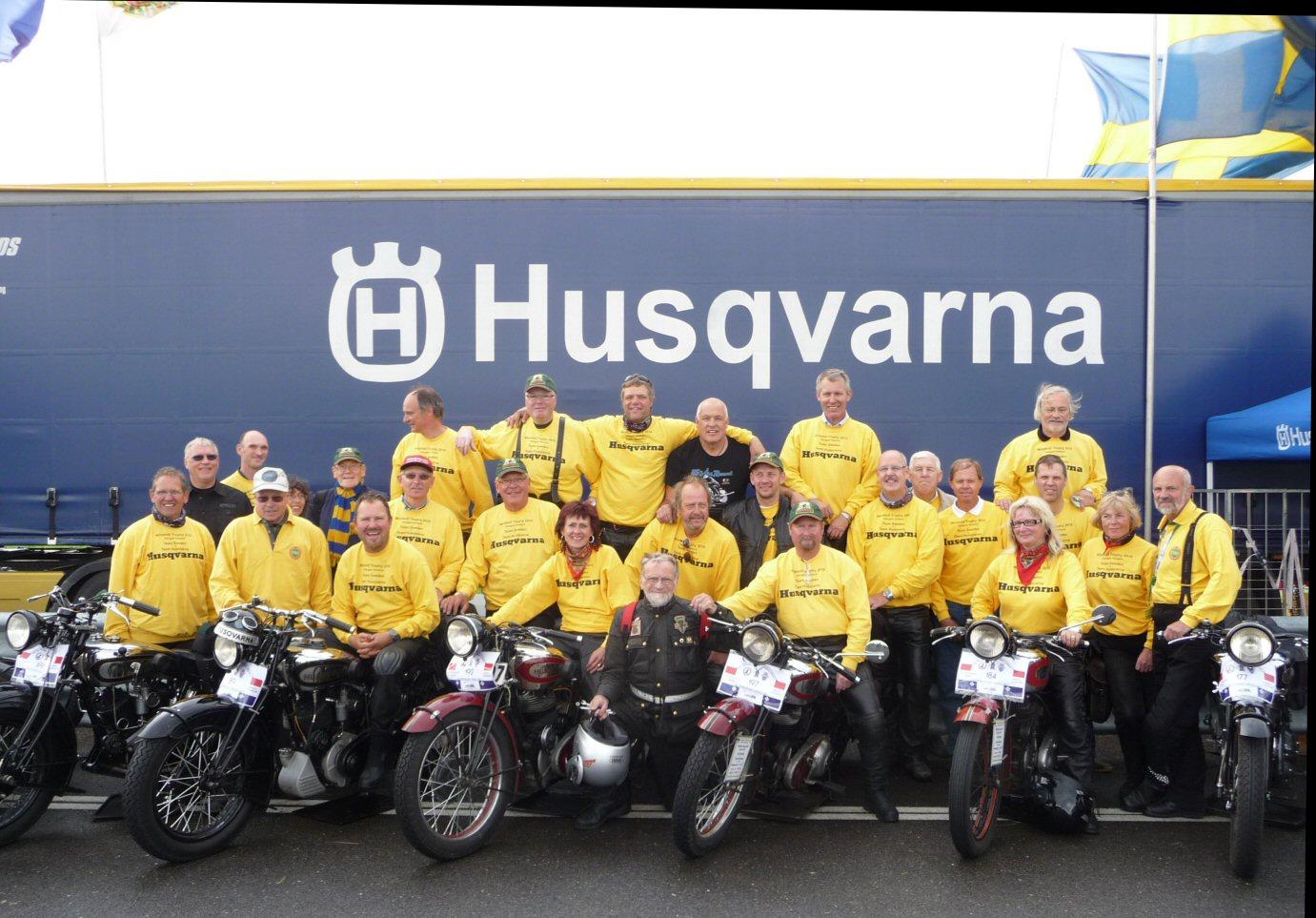 Husqvarna Motorcycle Club