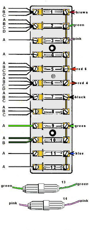 tavelectricdia 2005 ford fuse box diagram fiat 124 fuse box diagram #22
